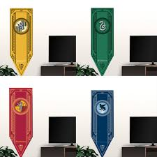 aliexpress com buy 50x150cm harry potter gryffindor hufflepuff