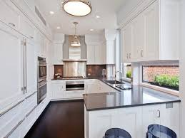 dark grey countertops with white cabinets grey countertops transitional kitchen pricey pads