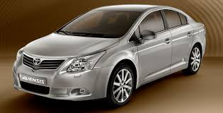 toyota cars official website first official images of new 2009 toyota avensis it u0027s your auto
