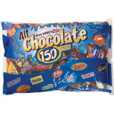 hershey all chocolate size variety pack 90 oz from costco