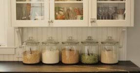 clear kitchen canisters country kitchen canisters foter