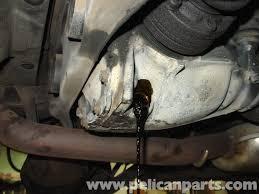 mercedes benz w210 differential oil change 1996 03 e320 e420