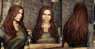 skyrim hair changer hair change skyrim damen hair