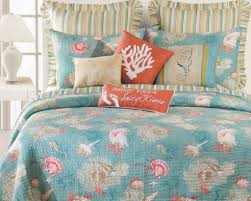 Coral Comforter Sets Bed U0026 Bedding 5 Piece Comforter Set Beach Themed Bedding For Cozy