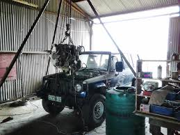1997 pajero lwb 6g74 engine swap 2009 4m41