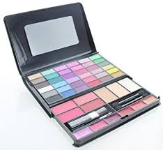revolution makeupkit complete with makeover