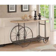 Wood Console Table Console Tables Accent Tables The Home Depot