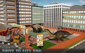 jungle dino truck transport 3d android apps on google play