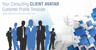 your consulting client avatar customer profile template u2014 mike marko