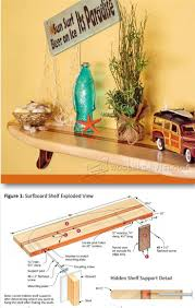 wall shelf plans furniture plans and projects woodarchivist