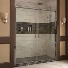 shower glass sliding doors shower bathtub doors you ll wayfair
