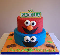 elmo and cookie monster cake cookie monster cakes elmo and