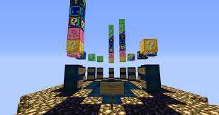 Minecraft Usa Map by The Luckiest Block Lucky Block Race Map Game Map Minecraft