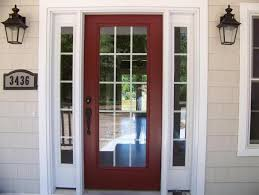 any red front doors you could show me