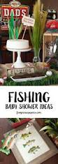 fishing baby shower home design