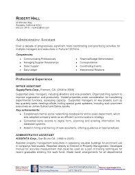 Executive Assistant Resumes 100 Resume Headline Examples For Administrative Assistant