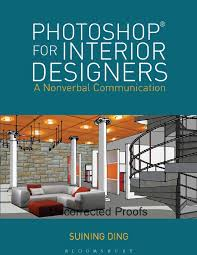 photoshop for interior designers by suining ding by bloomsbury