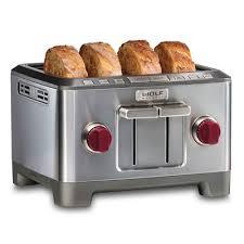 Under Cabinet 4 Slice Toaster by 2 Slice Toaster Wolf Gourmet Sub Zero U0026 Wolf