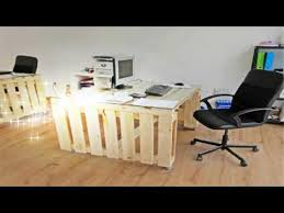 Diy Desks Ideas 21 Diy Pallets Desks Diy Desk Ideas From Pallet Awesome Diy