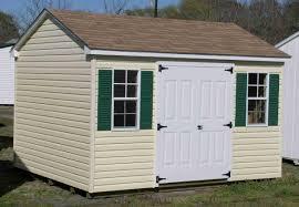 a frame style garage