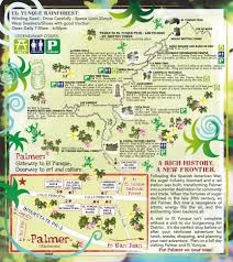 Puerto Rico Road Map by So Many Things To Do In El Yunque Puerto Rico U0026 Caribbean Travel
