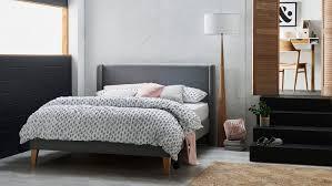 Domayne Bed Frames Harlow Bed Frame Domayne