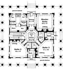 44 unique small house floor plans home unusual under 1000 sq ft