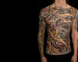10 expert biomechanical tattoo artists biomechanical tattoos