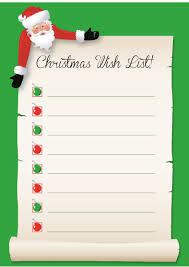 christmas wish list christmas wish list free best images collections hd for