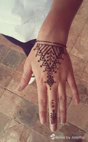 16 awesome looking wrist tattoos for girls hennas google search