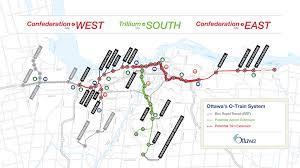 Clu Campus Map O Train
