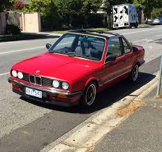 baurspotting 1985 bmw e30 318i tc baur manual for sale in australia