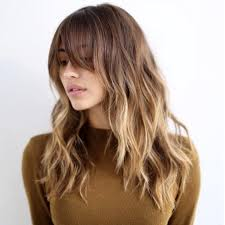 hair highlighted in front brown to blonde human hair lace front wigs edw2024