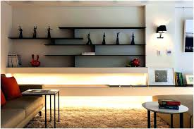floating wall shelves decorating ideas stand home size living room