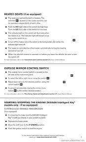 nissan juke key battery nissan juke 2014 f15 1 g quick reference guide