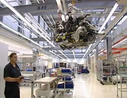 bugatti factory the assembling of a 8000cc bugatti veyron engine gt speed