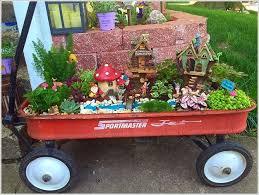 15 magical recycled fairy garden ideas