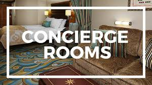 disney dream cruise ship concierge staterooms video tour youtube