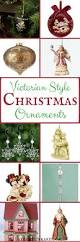 style christmas ornaments