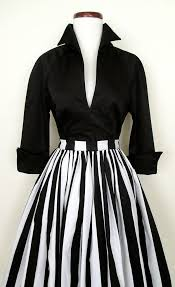 best 25 black and white vintage dresses ideas on