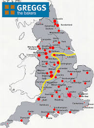 map uk leeds we ve figured out exactly where the is by plotting every