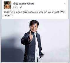jackie chan is right wholesome memes know your meme