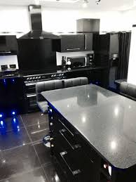black gloss kitchen glasgow area