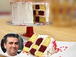 cake boss buddy valastro how to make checkerboard cake great