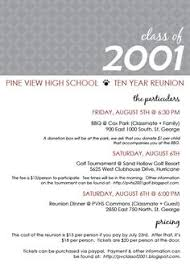 50th high school class reunion invitation a personal favorite from my etsy shop https www etsy listing