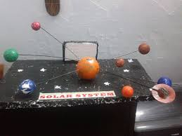 solar system model projects pics about space