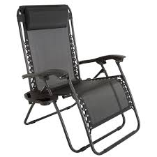 Anti Gravity Rocking Chair by Caravan Sports Infinity Black Zero Gravity Patio Chair 80009000050