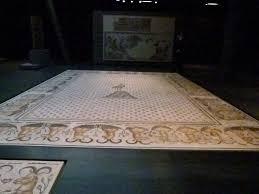 Mosaic Floor L Le Louvre Les Arts De L Islam Mosaic Floor Martha Pfeil