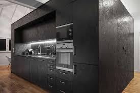 cuisine osb cuisine moderne noir et blanc 13 le panneau osb et