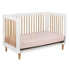 Bertini Pembrooke 4 In 1 Convertible Crib Natural Rustic crib natural wood prince furniture